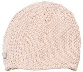 The Little Tailor Pale Pink Knit Hat