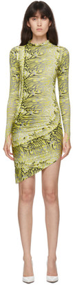 MAISIE WILEN Yellow Orbit City Dress