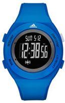 adidas Blue Polyurethane Strap Watch