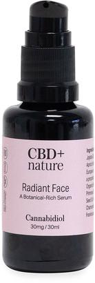Cbd + Nature 1 oz. Radiant Face