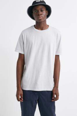 Urban Outfitters Stone Classic Fit T-Shirt - grey M at