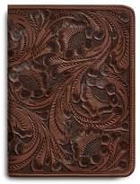 Ralph Lauren Hand-Tooled Leather Portfolio