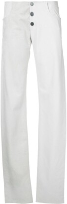 Paula Knorr Side Slit Trousers