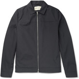 Oliver Spencer - Slim-fit Cotton Jacket
