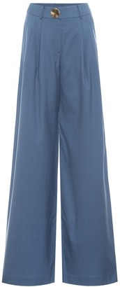 REJINA PYO Eddie high-rise wool pants