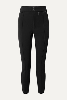 Cordova Val-d'isere Slim-leg Ski Pants - Black
