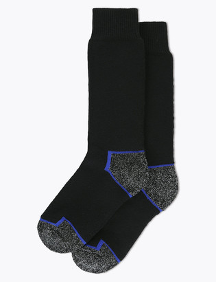 Marks and Spencer 2 Pack Freshfeet Heavyweight Work Socks