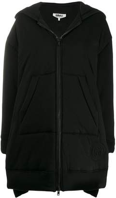 MM6 MAISON MARGIELA oversized padded coat