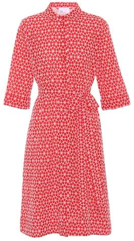 Lisa Marie Fernandez Tomato Daisy cotton dress