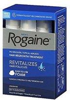 Rogaine Men's Foam Hair Regrowth Treatment, 6/2.11 oz. cans (6 Month Supply)