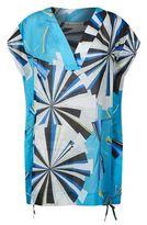 Emilio Pucci Sleeveless Geometric Print Tunic