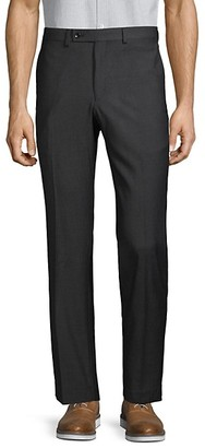 Calvin Klein Jody-Fit Flat-Front Pants