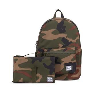 Herschel Settlement Sprout Backpack Diaper Bag Woodland Camo