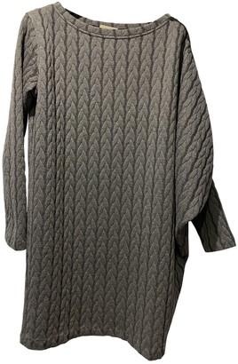 Jijil Grey Dress for Women