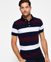 Superdry College Hoop Stripe Polo