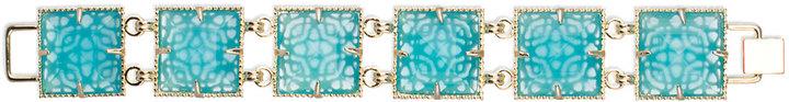 Kendra Scott Electra Faceted Bracelet, Turquoise