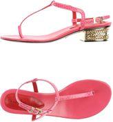 Cesare Paciotti Thong sandals