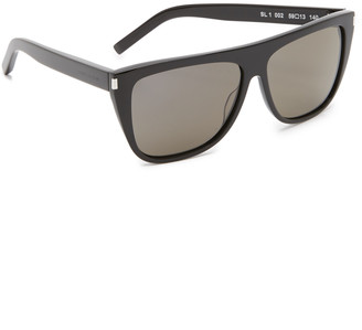 Saint Laurent SL 1 Mineral Glass Sunglasses