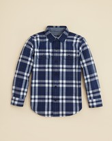 Tailor Vintage Boys' Plaid Shirt - Sizes 4-14