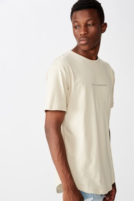 Cotton On Longline Scoop Hem Tee