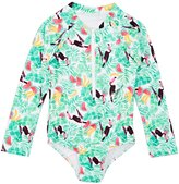 Seafolly Touci Frutti Long Sleeve Surfsuit