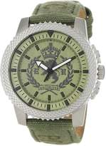 Ecko Unlimited Men's E11596G2 Cloth Quartz Watch with Dial