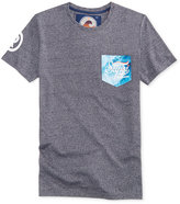 Superdry Men's Super 77 Surf Graphic-Print Logo Pocket T-Shirt