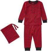 Ralph Lauren Buffalo Check Cotton Sleep Set