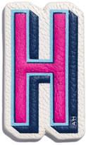 "Anya Hindmarch H"" Leather Sticker for Handbag"