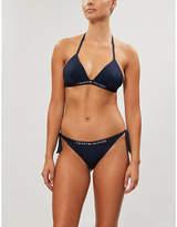 Tommy Hilfiger Moulded triangle bikini top