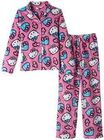 Hello Kitty Coat Style Pajama, Girls