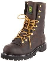 John Deere Men's JD9211 Work Boot,Brown