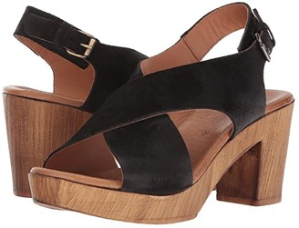 Eric Michael Boston (Black) Women's Shoes