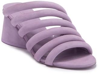 Mercedes Castillo Izzie Suede Slide Sandal