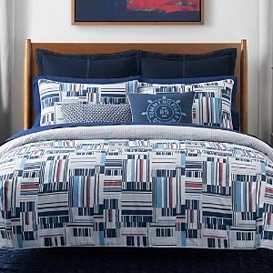 Tommy Hilfiger Ditch Plains Reversible Comforter Set, King