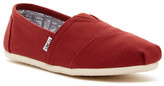 Toms Classic Canvas Slip-On Sneaker