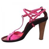 Celine High heel pink sandals
