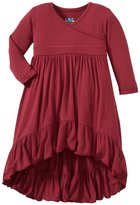 Kickee Pants HiLo Maxi Dress (Baby) - Scarlet-12-18 Months
