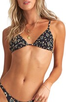Billabong Sweet Side Slide Triangle Bikini Top