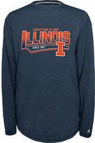 Finish Line Men's Illinois Fighting Illini College Earn It Long-Sleeve Shirt
