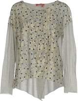 MANILA GRACE DENIM T-shirts - Item 12011763