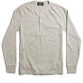 Ralph Lauren RRL Waffle-Knit Cotton Henley