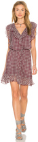 Twelfth Street By Cynthia Vincent Double Ruffle Dress