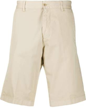 Paul & Shark knee length chino shorts