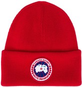 Canada Goose Knitted Wool Beanie