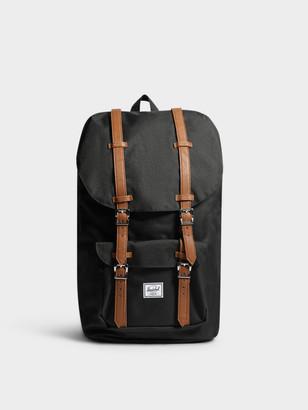 Herschel Unisex 25L Little America Backpack in Black
