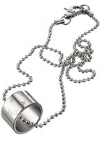 Dolce & Gabbana DOLCE GABBANA Stainless Steel Necklace KEY - 60 cm