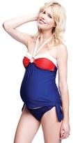Maternal America Women's Maternity Tankini Swimsuit
