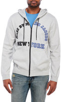 Marc by Marc Jacobs Graphic Zip-Up Hoodie