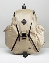 Nike Cheyenne Responder Backpack In Beige Ba5236-235